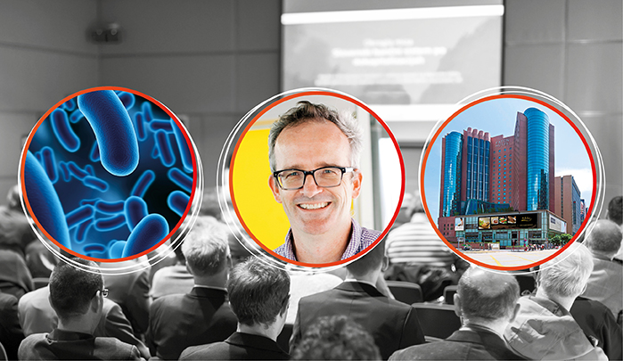 Philip Hugenholtz will be presenting at the 3rd Microbiome R&D and Business Collaboration Congress: Asia
