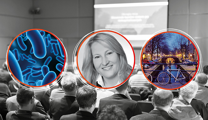 Karin Loser will be presenting at the 4th Microbiome R&D and Business Collaboration Forum: Europe