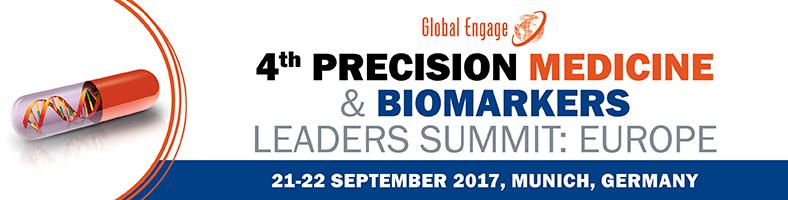 Precision Medicine & Biomarkers Leaders Summit Munich