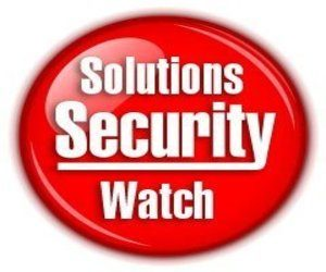 Security Solutions Watch