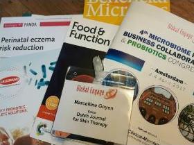 Skin microbiome in eczema presentation slides