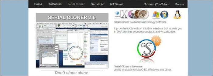 Serial Cloner