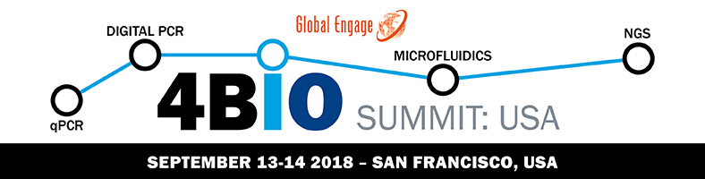 4bio summit usa combining the 4th qpcr digital pcr congress usa and the 3rd microfluidics congress usa this summit will bring together industry and fandeluxe Images