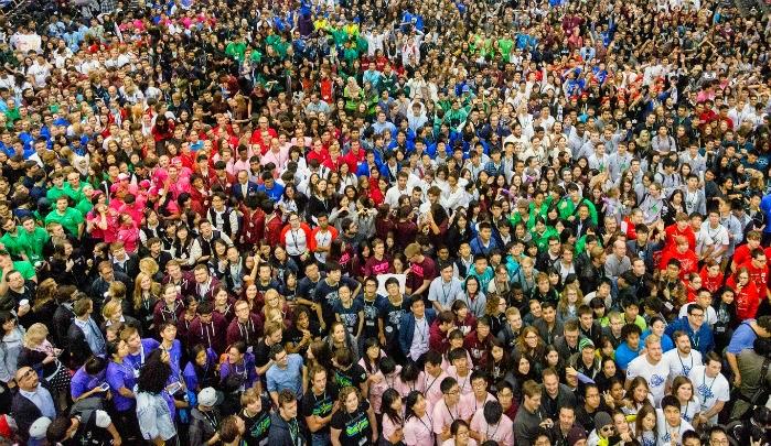 iGEM competition jamboree