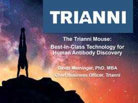 Trianni mouse antibody discovery presentation slides